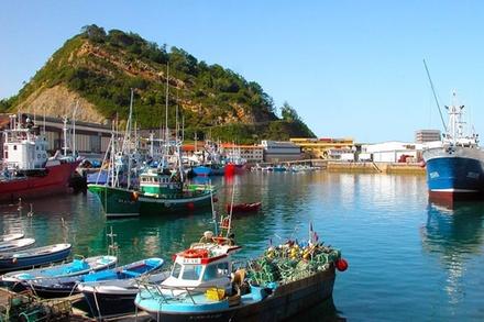 Recorrido privado por la costa de Gipuzkoa desde San Sebastián con almuerzo