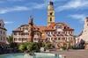 Tagesausflug nach Bad Mergentheim