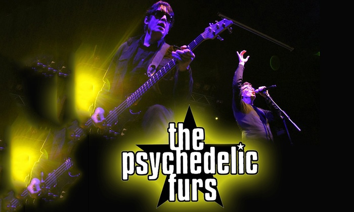 The Canyon - Whizin's Row: The Psychedelic Furs at The Canyon