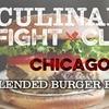 Culinary Fight Club - Monday July 17, 2017 / 6:00pm-9:00pm