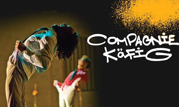 Dorothy Chandler Pavilion - Downtown Los Angeles: Compagnie Käfig
