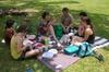 Recorrido en bicicleta por Madrid con picnic