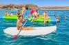 Crucero a Lanzarote con deportes acuáticos y almuerzo desde Fuertev...