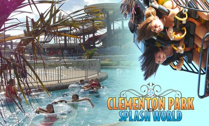 image for Clementon Park & Splash World - 2018 Season (May 25 - September 3, 2018)
