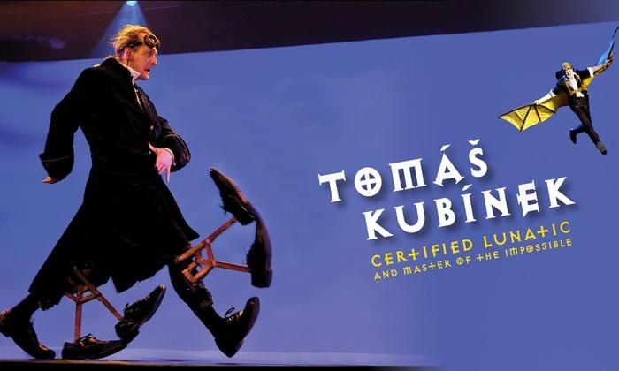 Tomas Kubinek - Friday, Apr 26, 2019 / 7:30pm