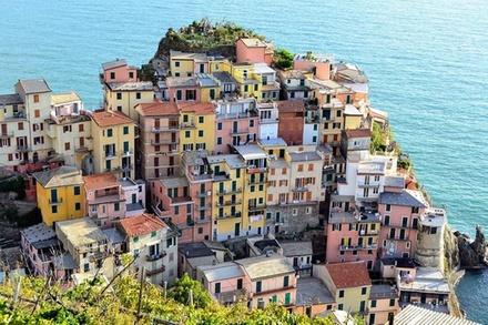 Deal Esperienze Groupon.it Tour guidato di un giorno da Milano alle Cinque Terre e Porto Venere