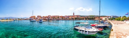 ✈ CROATIA | Croatian islands Hotel Villa Adriatica 4* Oceanfront