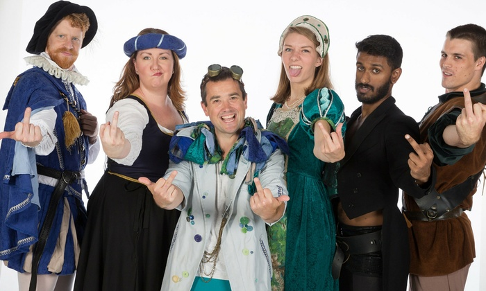 OBERON - Oberon: Sh*t-faced Shakespeare: Much Ado About Nothing