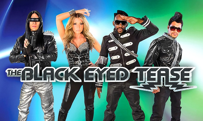 The Hangar at OC Fair - Central Costa Mesa: Black Eyed Tease: The Ultimate Tribute to Black Eyed Peas at The Hangar at OC Fair
