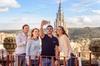 Tres ciudades en un día: Segovia, Ávila y Toledo desde Madrid