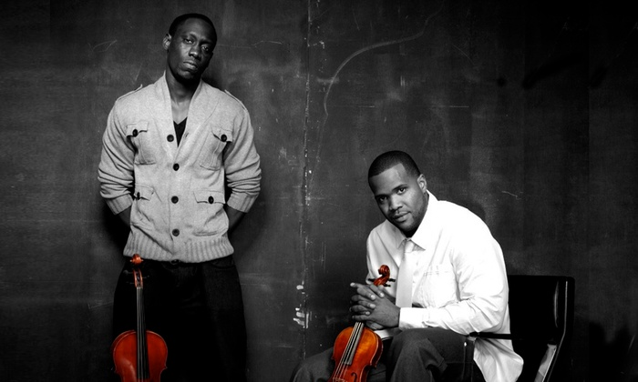 Joe & Vi Jacobs Center - Lincoln Park: Black Violin at Joe & Vi Jacobs Center