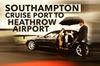 Southampton Cruise Port To Heathrow Airport private transfer