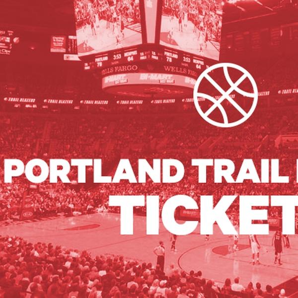 discount sale top brands cheapest price Portland Trail Blazers Tickets