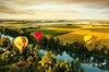 Wine Tour and Hot Air Balloon Flight of Willamette Valley