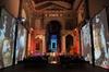 I Tre Tenori in concerto con balletto presso l'auditorium Santo Ste...