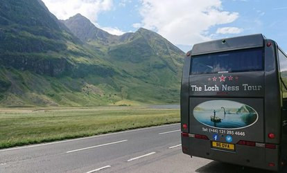 Full-Day Loch Ness Coach Tour from Edinburgh