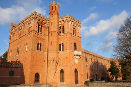Tour per piccoli gruppi nei castelli con degustazione di vini del C...