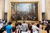 Visite privée du Louvre pour les familles et les enfants