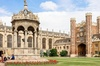 Privately guided day trip by train from London to Cambridge
