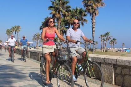 Recorrido en bicicleta por Málaga Oferta en Groupon