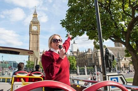 Big Bus London Hop-On Hop-Off Tour (London)