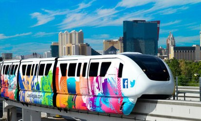 image for Las Vegas Monorail Ticket