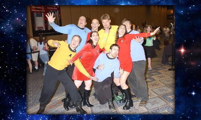 Westin Peachtree Plaza - Downtown: Star Trek 50 Year Mission Tour at Westin Peachtree Plaza