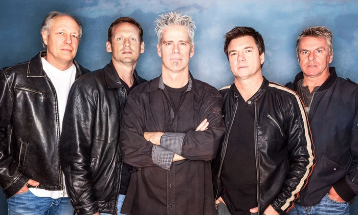 The Pompano Beach Amphitheater   - Old Pompano: Little River Band With Ambrosia and Player at The Pompano Beach Amphitheater