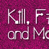 """""""Kill, F#ck and Marry: A Series of Unconventional Love Stories"""" - T..."""