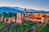 Visita guiada de la Alhambra desde Málaga y Costa del Sol