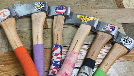 $20 for $40 Worth of an Amazing Axe Throwing Experience