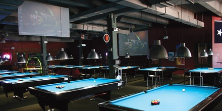 $20 For 2 Hours Of Pool Play & Beverages For 2 (Reg. $40)