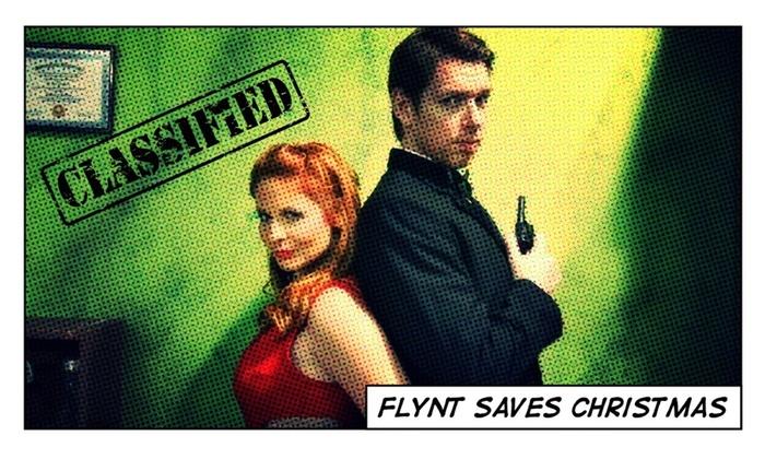Pocket Sandwich Theatre - Central Dallas: Flynt Saves X-mas at Pocket Sandwich Theatre