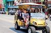 Explore the City of Nashville Tour by Golf Cart