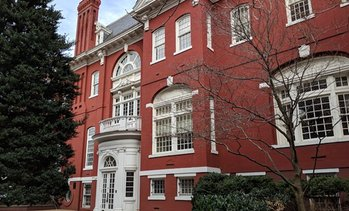 Residences of the Presidentses Walking Tour: Dupont & Kalorama