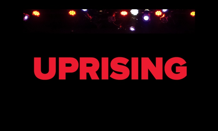 MetroStage - Old Town North: Uprising at MetroStage