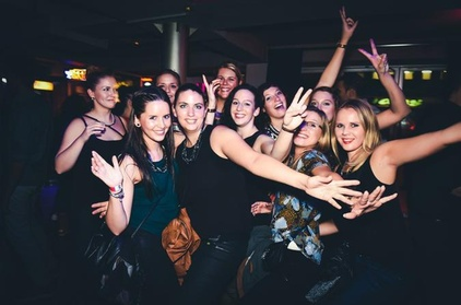 Pub und Club Partynacht in Hamburg