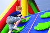 Jump Club - Strong: $20 For Admission For 4 Kids (Reg. $40)