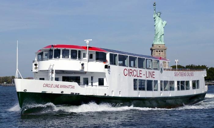 Circle Line Manhattan - New York: Ship of Fools at Circle Line Manhattan