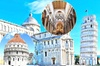 Tour per famiglie saltafila di 2 ore e mezza, Pisa e Torre Pendente