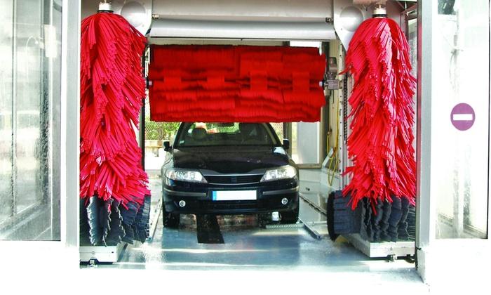 Pop S Car Wash