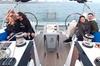 Experiencia compartida de navegación en barco a vela desde Port Vell