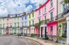 Colourful Photo Tour at Notting Hill