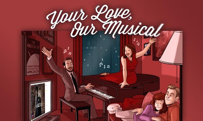 Huron Club at the SoHo Playhouse - Hudson Square: Your Love, Our Musical at Huron Club at the SoHo Playhouse