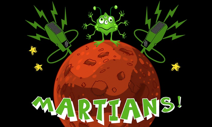 Stagehouse Theatre - Lake Murray: Martians! at Stagehouse Theatre