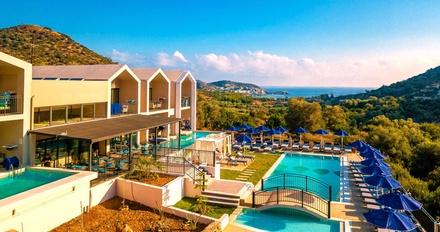 ✈ GREECE | Crete THotel Premium Suites 4* Free upgrade