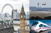 Private Transfer from Heathrow Airport to St Pancras station via Lo...