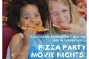 Movie Madness: Pizza Party Movie Night (Supervised Children's Event)