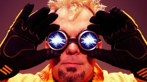 Eisemann Center for Performing Arts: Doktor Kaboom! Live Wire: The Electricity Tour - Sunday October 9, 2016 / 2:30pm