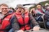 Zipline Tour Combo: Including Dart River Wilderness Jet Boat from Q...